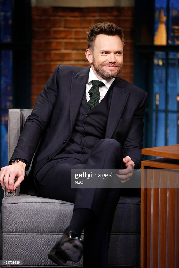 """NBC's """"Late Night with Seth Meyers"""" With Guests Joel McHale, Sara Bareilles"""