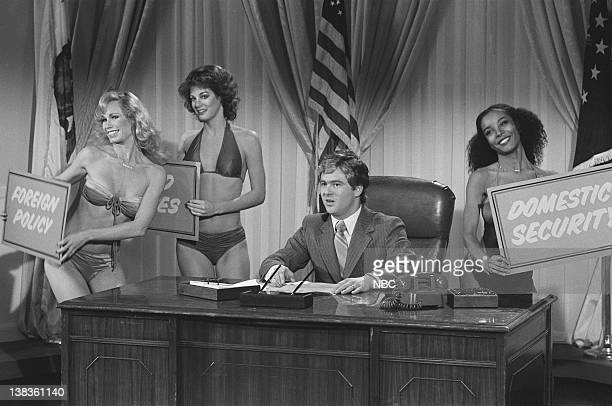 LADY Episode 3 Air Date Pictured Playboy Playmate Sondra Theodore Playboy Playmate Jeana Tomasino Jeff Altman as President Jimmy Carter Playboy...