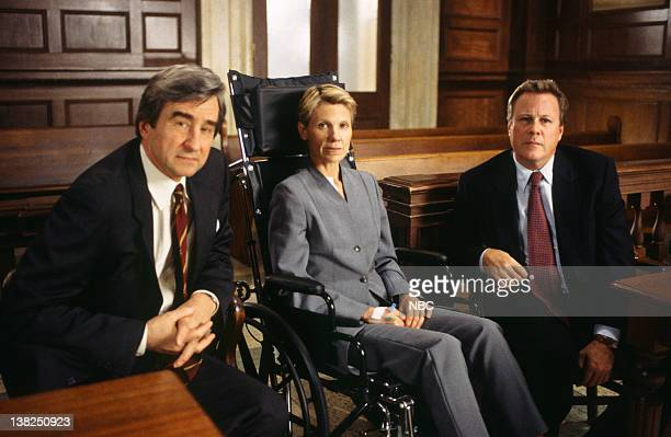 LAW ORDER DNR Episode 3 Air Date Pictured Sam Waterston as Executive ADA Jack McCoy Lindsay Crouse as Judge Denise Grobman John Heard as Walter...