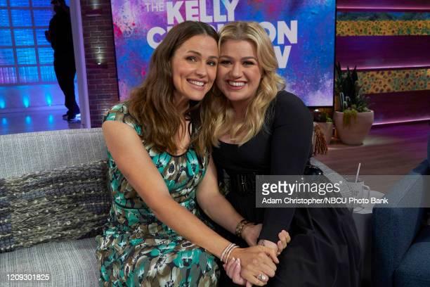 Jennifer Garner Kelly Clarkson