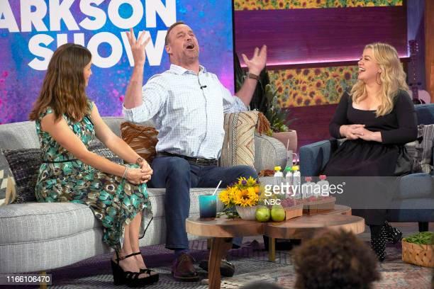 Jennifer Garner Matt Iseman Kelly Clarkson