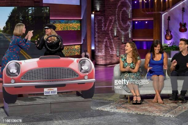 Kelly Clarkson Jennifer Garner Sandy Zimmerman