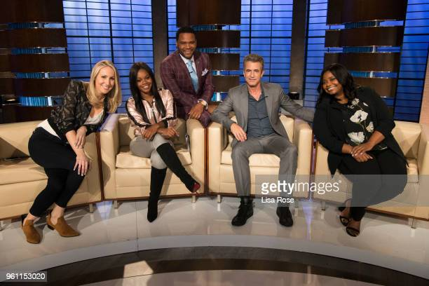 TRUTH Episode 302 Octavia Spencer Dermot Mulroney Nikki Glaser and Gabby Douglas make up the celebrity panel on the season premiere of To Tell the...