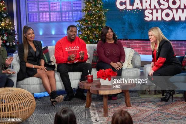 Jennifer Hudson Jahmal Cole Tanya Kelly Clarkson