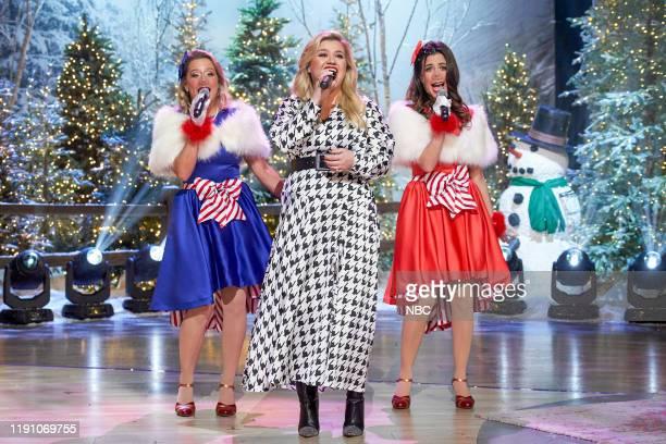 Jessi Collins Kelly Clarkson Nikki Leonti