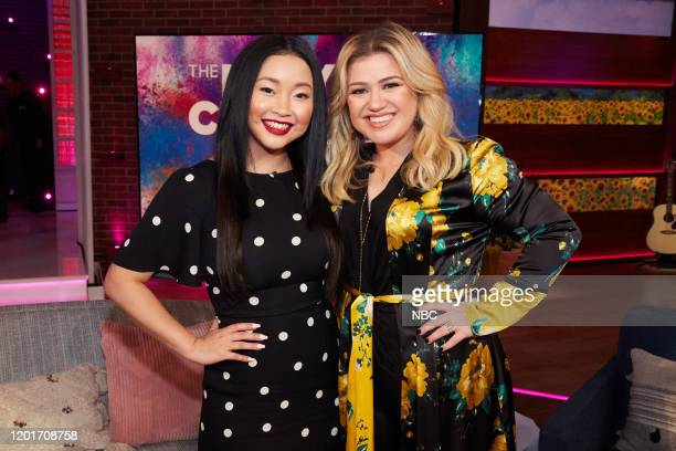 Episode 3085 -- Pictured: Lana Candor, Kelly Clarkson --