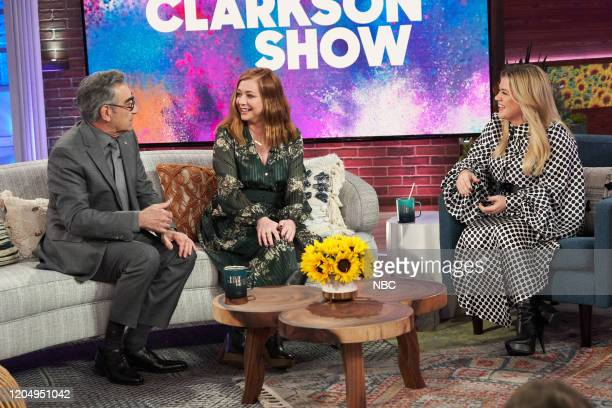 Eugene Levy Alyson Hannigan Kelly Clarkson