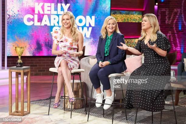 Rebecca Romijn Amy Poehler Kelly Clarkson