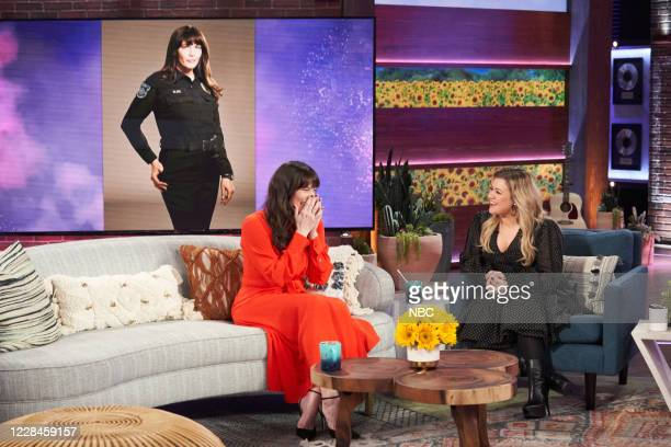 Episode 3121 -- Pictured: Liv Tyler, Kelly Clarkson--