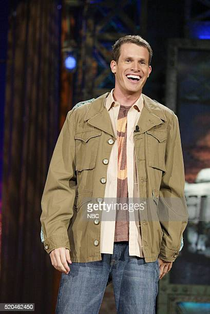Comedian Daniel Tosh performs on June 19 2006