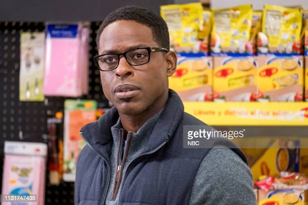 US R B Episode 317 Pictured Sterling K Brown as Randall