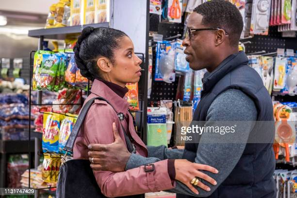 US R B Episode 317 Pictured Susan Kelechi Watson as Beth Sterling K Brown as Randall