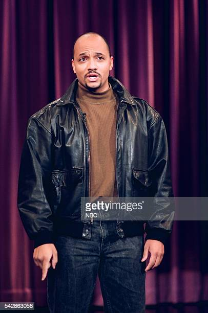 Episode 327 -- Pictured: Comedian Charles Cozart performs on October 26, 1993 --