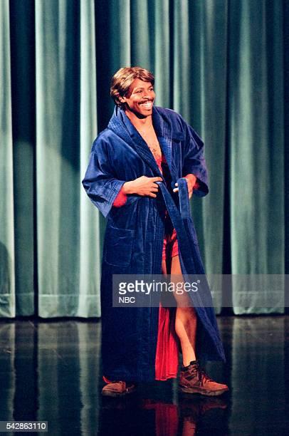 Episode 327 -- Pictured: Kevin Eubanks during a sketch on October 26, 1993 --