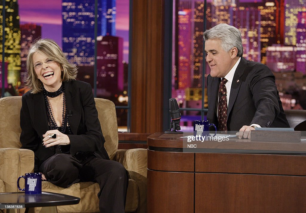 The Tonight Show with Jay Leno : News Photo