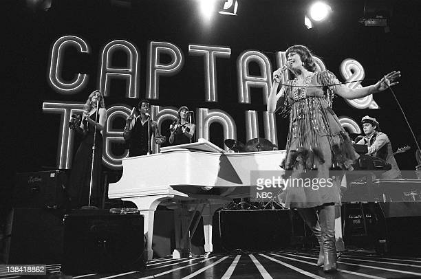 Episode 33 -- Pictured: Toni Tennille, Daryl Dragon of Captain and Tennille