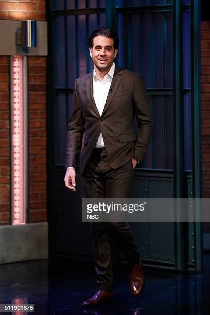 Actor Bobby Cannavale arrives on February 23 2016