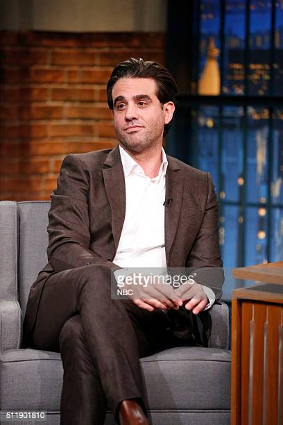 Actor Bobby Cannavale during an interview on February 23 2016