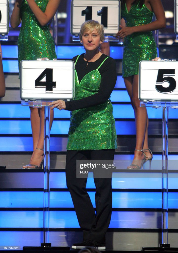 Special Guest Star Ellen Digeneres -- Photo by: Peter Hopper Stone/NBC/NBCU Photo Bank via Getty Images