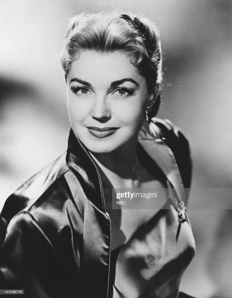 THEATRE -- Episode 34 -- Air Date -- Pictured: Esther Williams as Vicki -- Photo by: Herb Ball/NBCU Photo Bank