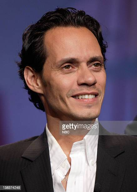 Singer/actor Marc Anthony on July 31 2007