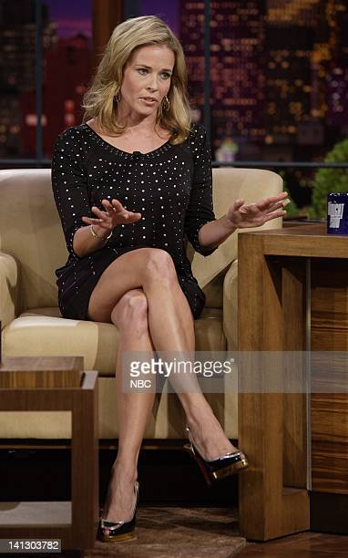 Episode 3450 -- Pictured: Television personality Chelsea Handler during an interview on October 4, 2007 -- Photo by: Paul Drinkwater/NBCU Photo Bank