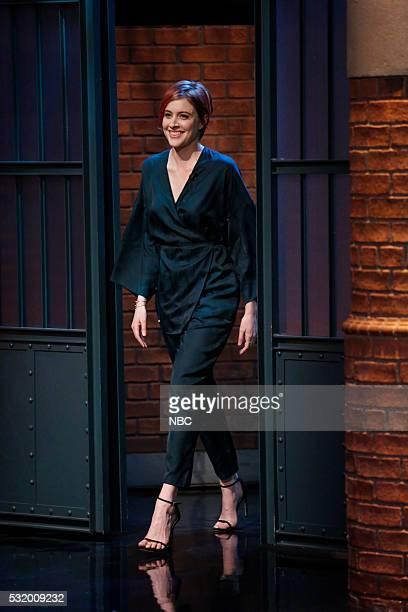 Actress Greta Gerwig arrives on May 17 2016