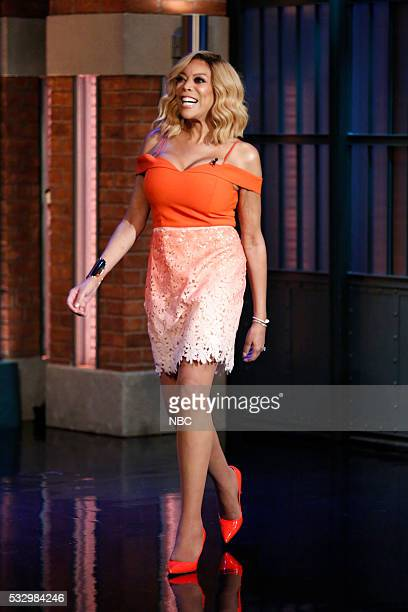 Wendy Williams arrives on May 19 2016