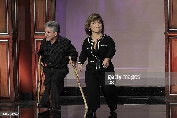'The Roloffs' Matt and Amy Roloff arrive on April 5 2010 Photo by Stacie McChesney/NBCU Photo Bank