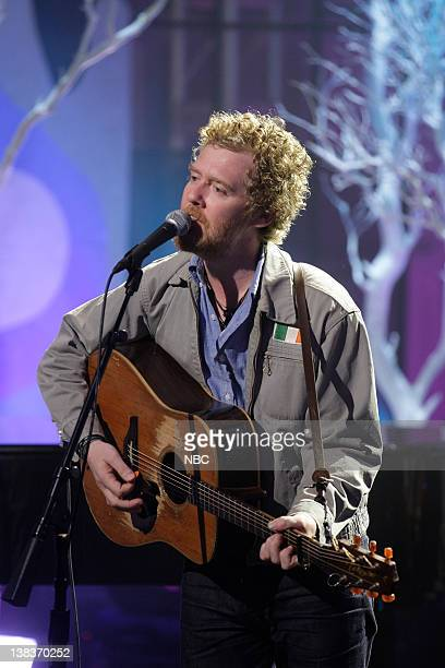 Glen Hansard Musical guest The Swell Season performs on July 16 2010