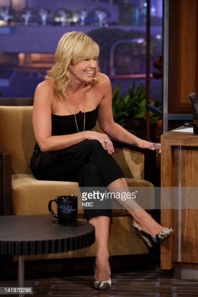 Episode 3865 -- Pictured: Talk show host Chelsea Handler during an interview on July 21, 2010 -- Photo by: Paul Drinkwater/NBCU Photo Bank