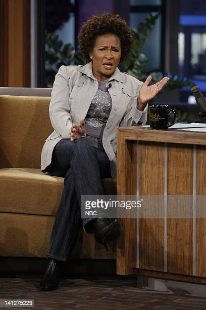 Comedian Wanda Sykes during an interview on July 22 2010 Photo by Paul Drinkwater/NBCU Photo Bank