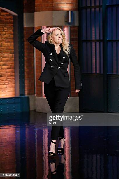 Actress Kate McKinnon arrives on July 12 2016