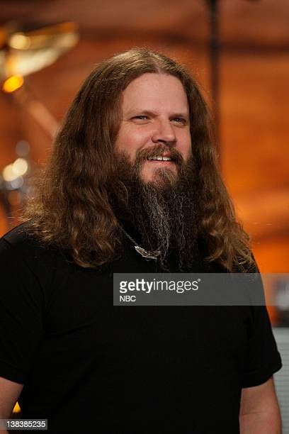 Musical guest Jamey Johnson on October 26 2010