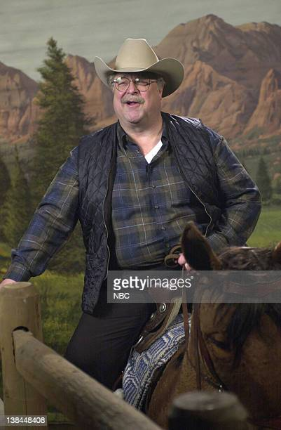 LIVE Episode 4 Air Date Pictured John Goodman as Wilford Brimley during the Liberty Medical Supplies skit on November 3 2001