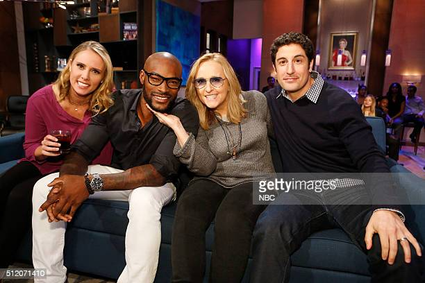 Contestant Tyson Beckford Melissa Etheridge Jason Biggs