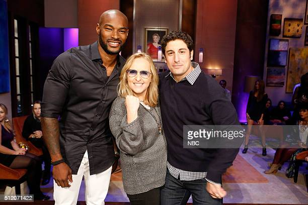 Tyson Beckford Melissa Etheridge Jason Biggs