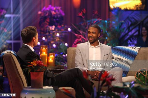 PARADISE 'Episode 402B' DeMario Jackson will tell his side of the story in an instudio interview with Host Chris Harrison on Tuesday August 22 on The...