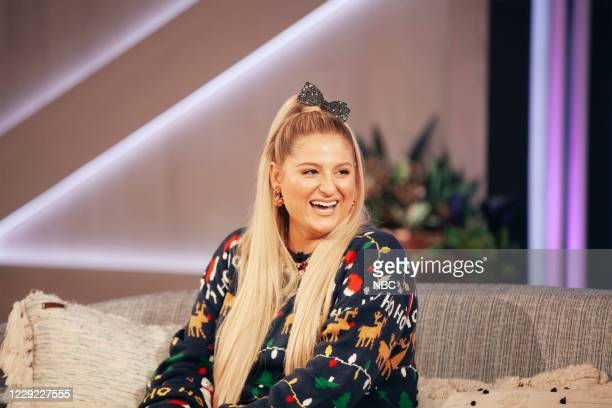 Episode 4039 -- Pictured: Meghan Trainor --