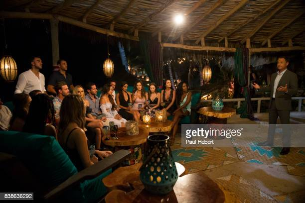PARADISE 'Episode 403A' Tonight's wild and wildly entertaining episode of 'Bachelor in Paradise' airing MONDAY AUGUST 28 on The ABC Television...