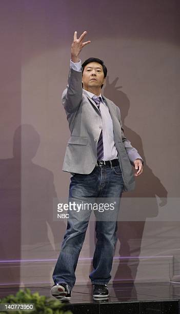 Actor Ken Jeong arrives on May 13 2011 Photo by Stacie McChesney/NBC/NBCU Photo Bank