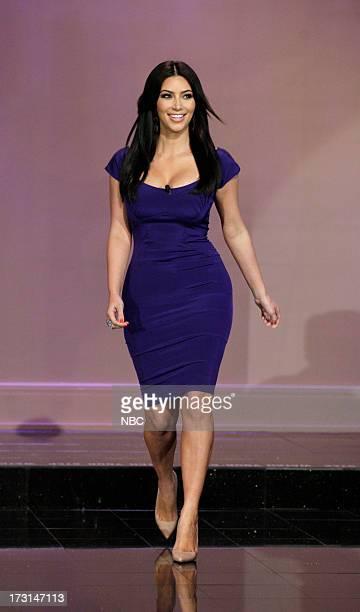 TV Personality Kim Kardashian arrives on June 14 2011 Photo by Paul Drinkwater/NBC/NBCU Photo Bank via Getty Images