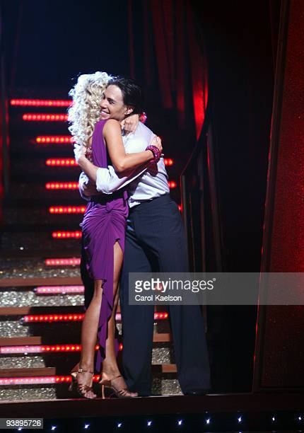 STARS 'Episode 406A' After another night of exciting performances the fifth couple was dismissed on 'Dancing with the Stars the Results Show' TUESDAY...