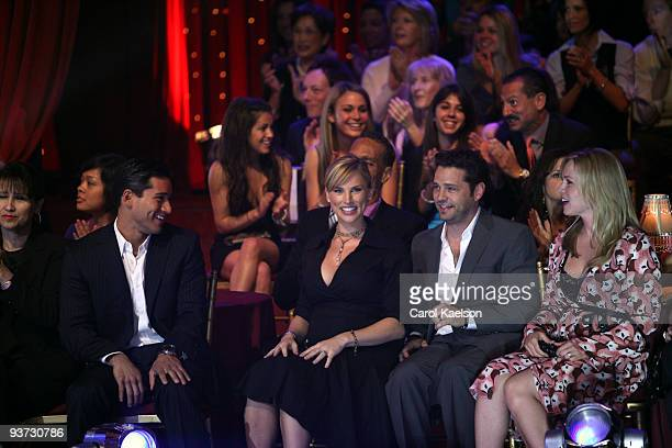 STARS Episode 407 On week seven of Dancing with the Stars the remaining celebrities and professional dancers performed a dance discipline for the...