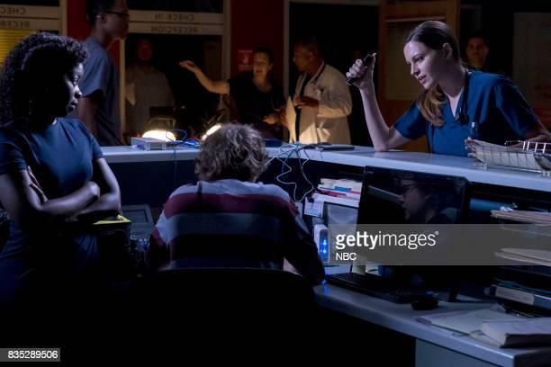 SHIFT 'R3BOOT' Episode 408 Pictured Erica Tazel as Bella Cummings Jill Flint as Jordan Alexander