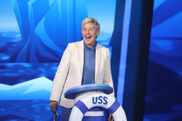 "CA: NBC's ""Ellen's Game of Games"" - Season 4"