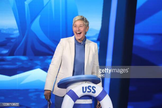 Episode 412 -- Pictured: Ellen DeGeneres --