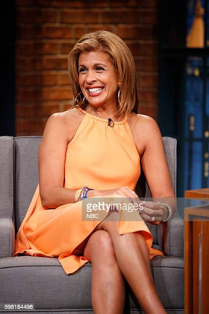 Today cohost Hoda Kotb during an interview on August 31 2016