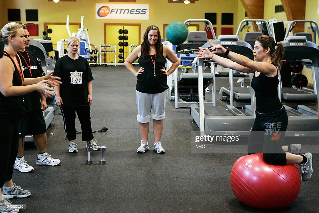 The Biggest Loser - Season 4 : News Photo