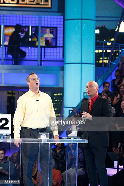 DEAL Episode 416 Airdate Pictured Contestant Thomas Fritze Host Howie Mandel